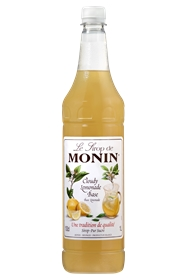MONIN CLOUDY LEMONADE BASE 1L X01